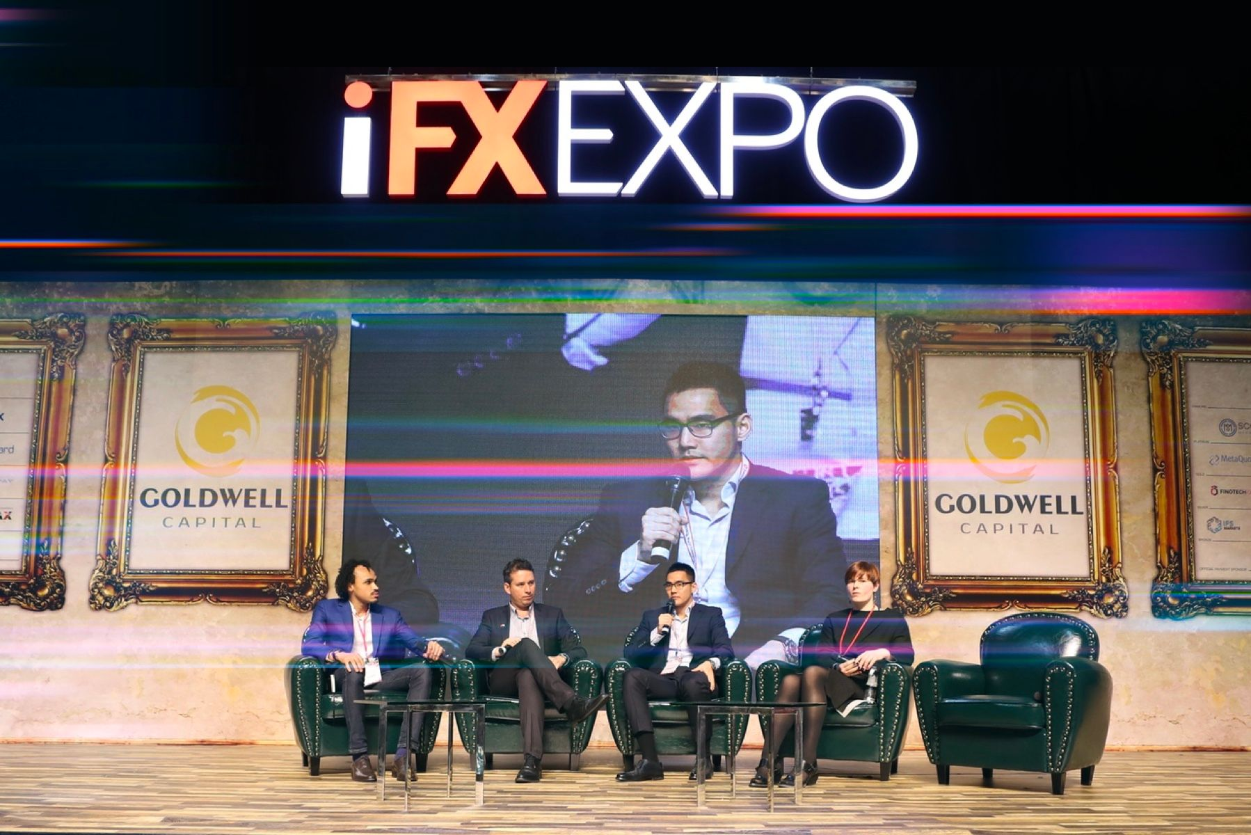Cryptocurrency trading volumes, key factors for 2019 - from iFX EXPO