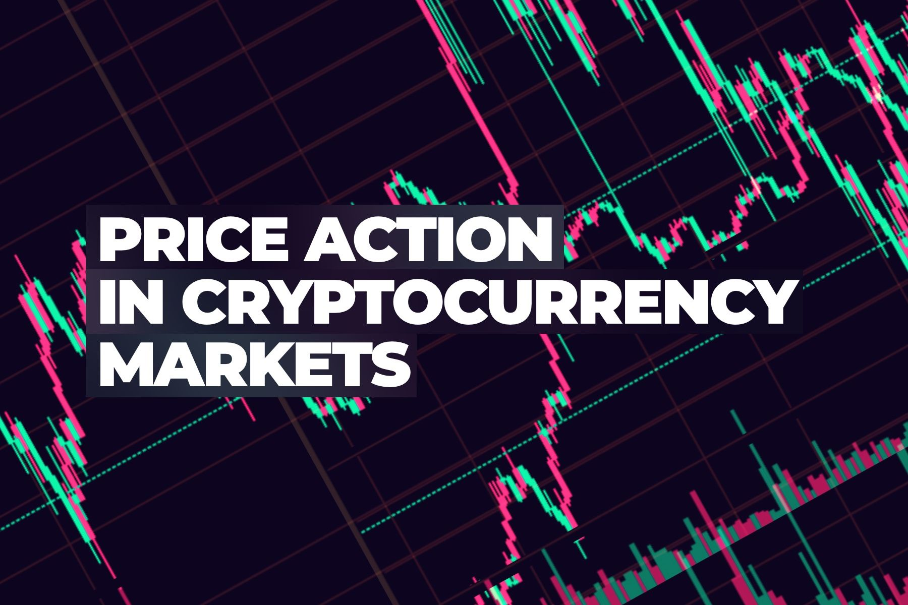 How to read price action in cryptocurrency markets