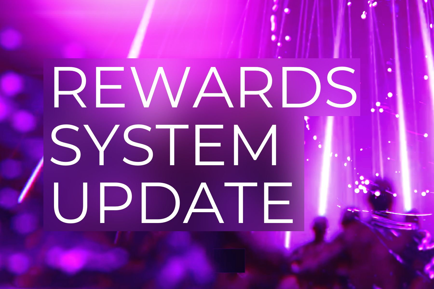 Rewards system update: linking accuracy and CND